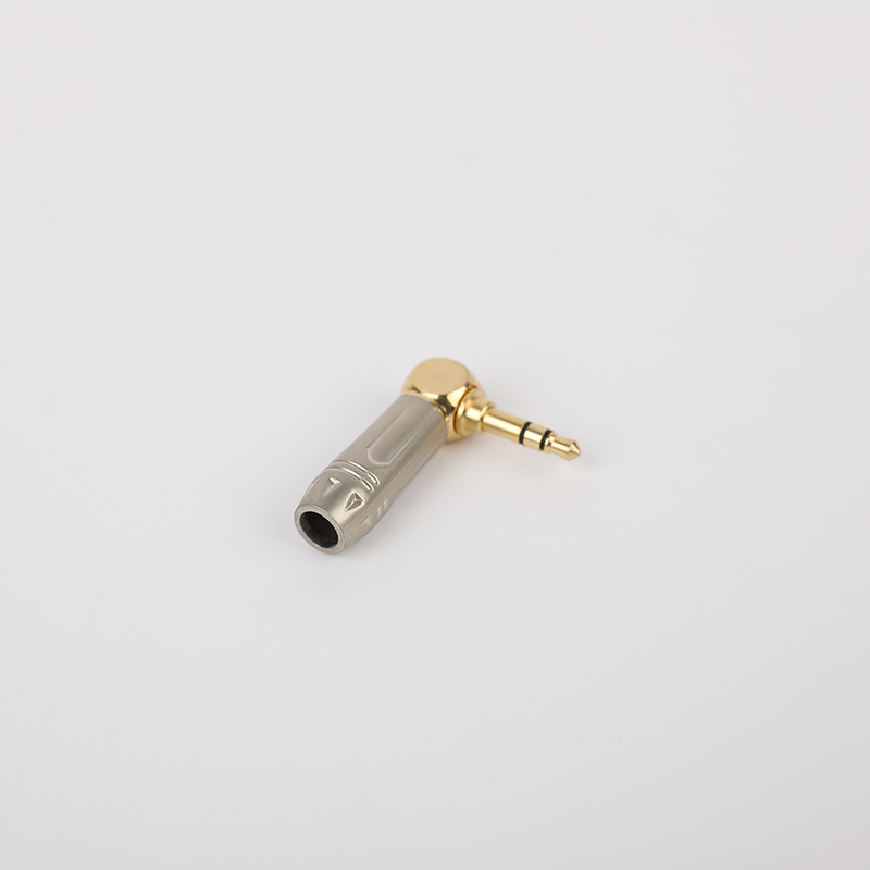 SG-3-07A   3.5mm Audio Plug Right Angle