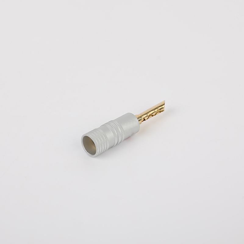 SG-B-01 Banana Plug Gold Plated